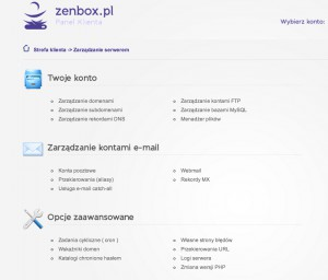 Zenbox cron