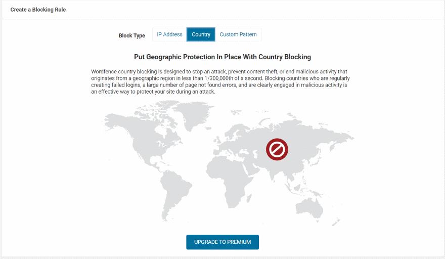 Blacklista IP jako ochrona Wordpress'a   WordPress dla